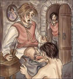 hermione the slut chapter 4 seamus a harry potter fanfic